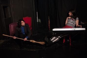 Amour, Piano et surtout pas de Monologues, adapté de Georges Feydeau